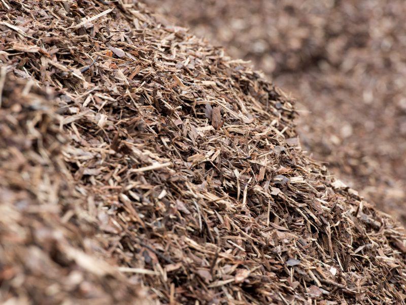 BVB Landscaping boomschors sierschors houtvezel Mulch