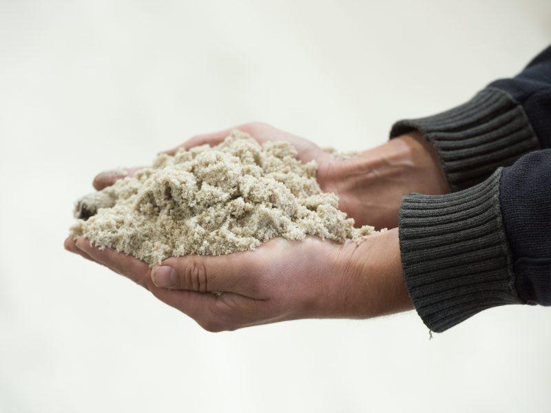 BVB Landscaping Drainzand 350 gedroogd zand