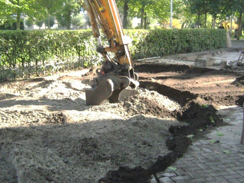 BVB Landscaping Opwaarderen gebiedseigen grond
