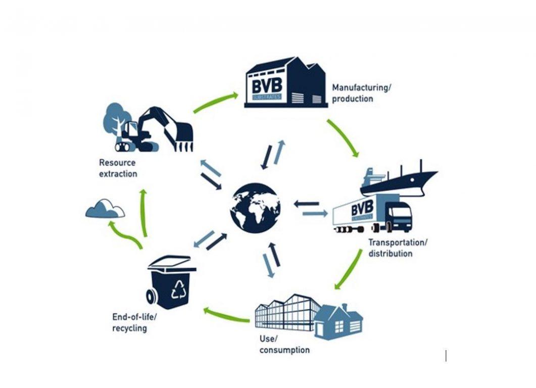 LCA Life Cycle Analysis BVB Landscaping