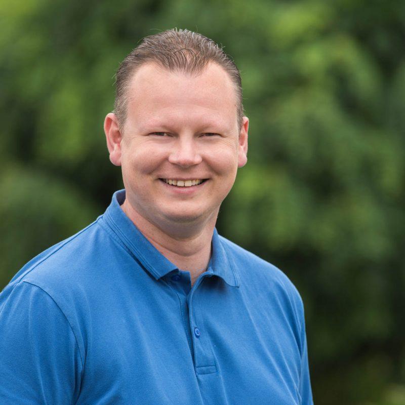 Stefan Dekker BVB Landscaping website